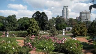 Sábado soleado y luego desmejorando en la ciudad de Buenos Aires