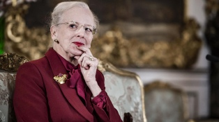 La reina Margarita II de Dinamarca visitará la Argentina en marzo