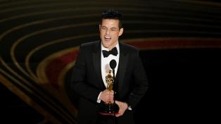 Rami Malek, el Señor Robot que llegó al Oscar como Freddie Mercury, ganó el Oscar