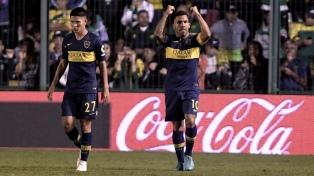 """Boca le ganó al """"Halcón"""" de visitante"""