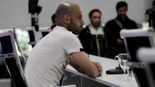 """Mascherano: """"Quizá me tendría que haber ido tras la final con Alemania"""""""