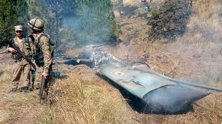 Sube la tensión en Asia por el derribo de los aviones de guerra de India y Pakistán