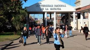 Estudiantes de la UNLaM realizarán una asamblea en rechazo al curso de idiomas arancelado