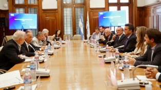La UIA se reunió con el Frente Renovador para tratar temas de la agenda industrial del 2019