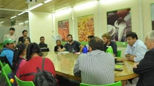 Lanzan créditos blandos para productores frutihortícolas platenses afectados por el temporal
