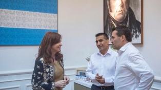 Cristina Kirchner lanzó su primer spot de campaña, en apoyo a los candidatos de Neuquén