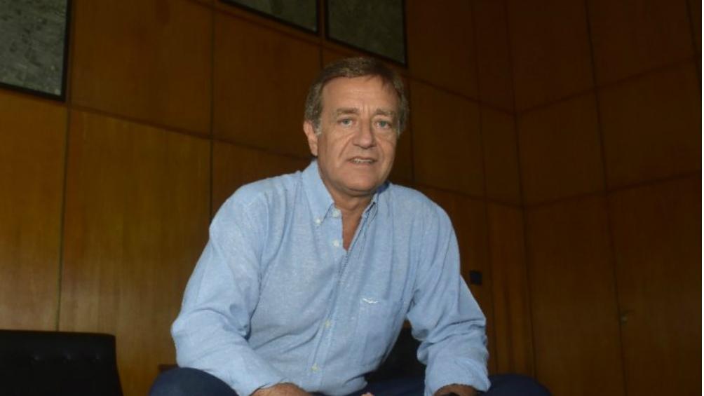 Rodolfo Suárez, candidato a gobernador