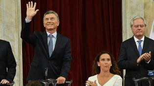 Macri pidió sancionar las reformas del Código Penal y del Régimen Penal Juvenil