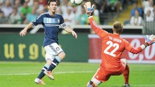 Argentina tendrá un amistoso ante Alemania en octubre