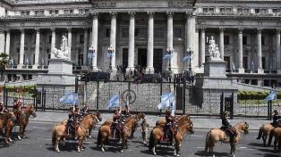 La Asamblea Legislativa, en fotos