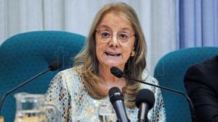 """Alicia Kirchner dijo que """"es un acto de justicia"""" la resolución de la Corte"""
