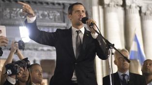 Guaidó convocó a nuevas protestas ante el avance de su enjuiciamiento