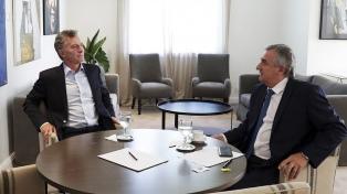"""Morales: """"La UCR debe apoyar a Macri y no hacerle el juego al pasado"""""""