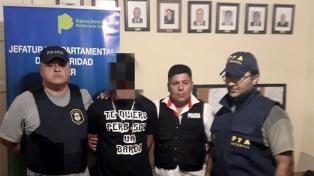 Cayó un sospechoso de haber participado en el millonario robo a un banco de Paraguay