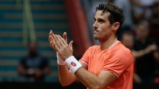 Pella pasó a octavos en Barcelona y Mayer fue eliminado por Nadal