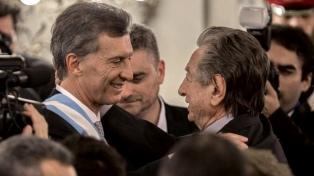 Falleció Franco Macri, el padre del presidente de la Nación