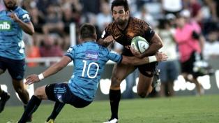 Los Jaguares lograron una angustiosa victoria frente a los Blues de Nueva Zelanda