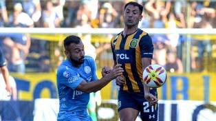 Central y Belgrano empataron sin goles en un partido olvidable