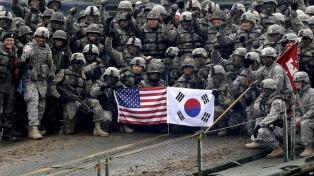 Washington y Seúl buscan bajar la tensión con Corea del Norte