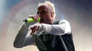 Confirman que el cantante de The Prodigy se ahorcó