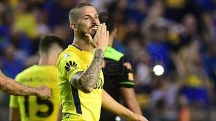 Benedetto no viajará a Brasil y continúa en duda para la revancha ante Atlético Paranaense