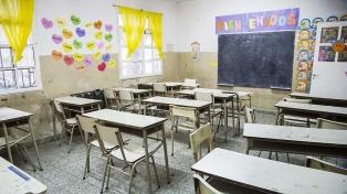 Suspendieron las clases en varias escuelas por lluvias