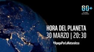 """La Ópera de Sídney encabezó el """"apagón"""" mundial por """"La Hora del Planeta"""""""
