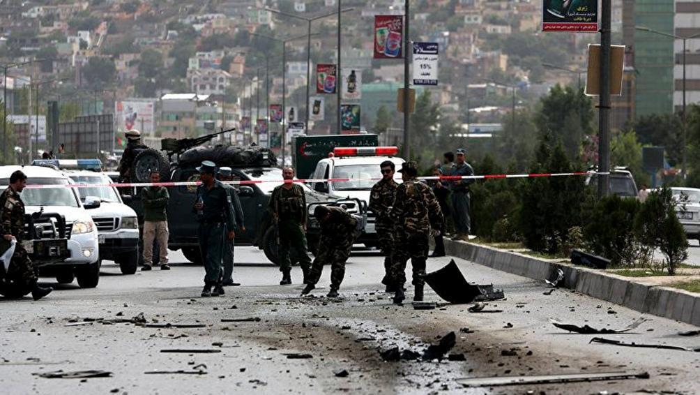 AFGANISTÁN: Los talibanes atacan cuartel general de la Policía en Baghlan