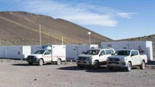 Empresas canadienses evalúan inversión para mina de oro y plata en Salta