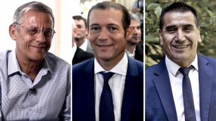 """""""Tenemos un año muy duro para reconstruir la unidad nacional que tanto necesitamos"""", dijo Rioseco"""