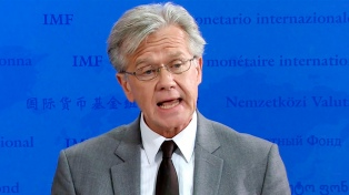 """FMI: """"Seguiremos apoyando a la Argentina sin importar los cambios políticos"""""""