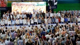 La foto del Congreso del PJ dejó en evidencia una supremacía de la dirigencia kirchnerista
