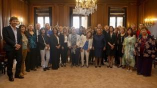 La Corte Suprema conmemoró el 8M con mujeres juezas de todo el país