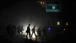 Un nuevo apagón interrumpe el suministro eléctrico en el estado de Zulia