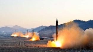 Estados Unidos detecta actividad en una planta de misiles norcoreana
