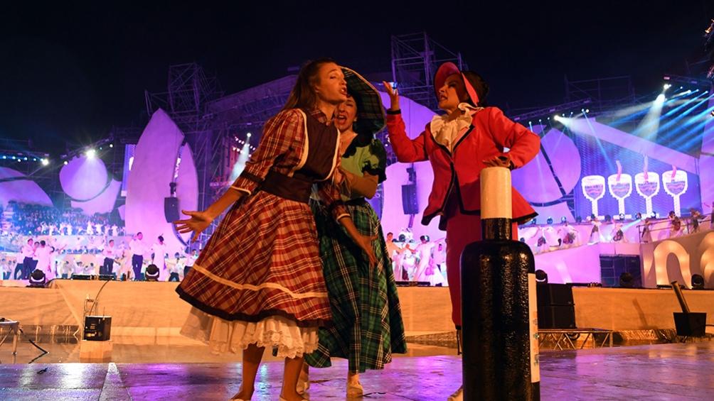 Fiesta Nacional de la Vendimia, Mendoza