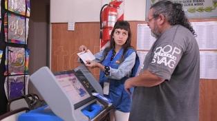 Neuquén: ya votó el 60 por ciento del padrón en la elección de intendente de la capital