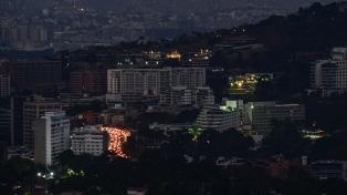 El Grupo de Lima se pronunció sobre el apagón en el país