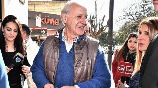 Lavagna disertará en un almuerzo y se reunirá con Schiaretti