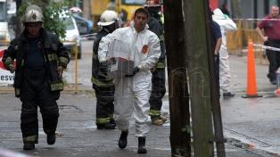 Un operario sufrió quemaduras por un derrame de ácido en una fábrica de Villa Soldati