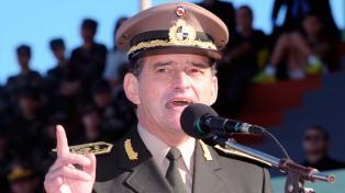 Ordenan al Ejército bajar de sus redes la despedida del jefe relevado