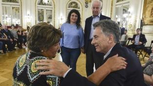 """Macri destacó que caídos en Malvinas """"hoy tienen nombre y apellido"""""""