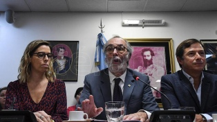 """Laura Alonso aseguro que """"es importante e imperioso"""" aprobar el proyecto de Ética Pública"""