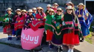 La provincia, presente en Argentina Fashion Week