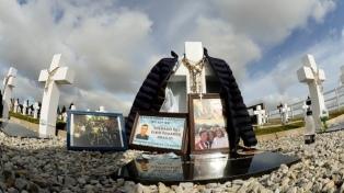 Se firmará un nuevo acuerdo para la identificación de más soldados en Malvinas