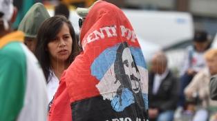 """La CTEP-Capital organiza una """"Navidad solidaria"""" en Plaza del Congreso"""