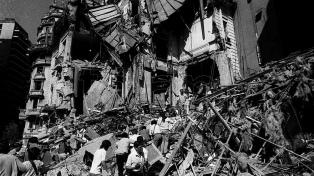Recuerdan los 27 años del atentado terrorista contra la embajada de Israel en Argentina