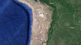 Un sismo de 5,1 afectó Coquimbo y Atacama