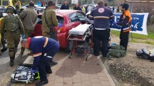 Un muerto y dos heridos en una serie de ataques