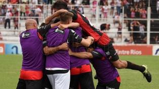 Independiente perdió con Patronato en Paraná